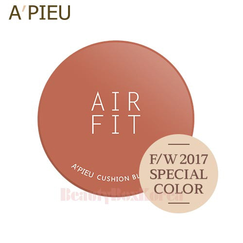 A'PIEU Air-Fit Cushion Blusher [BE01] 10g